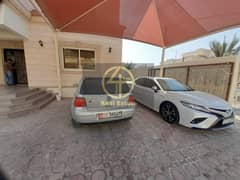 Fantastic  5BR Villa Garden + Maid in Khalifa A