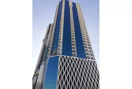 1 Bedroom Flat for Rent in Al Rashidiya, Ajman - Hot Deal 1 bhk In Oasis towers With Parking 1 payment