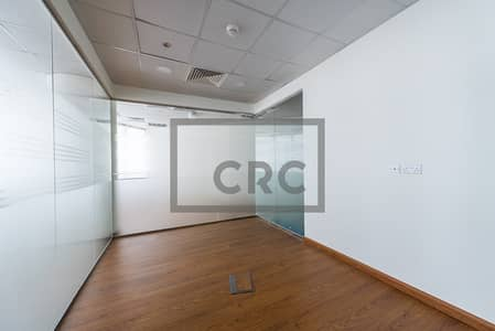 Office for Sale in Barsha Heights (Tecom), Dubai - Fitted & Partitioned l Executive Heights