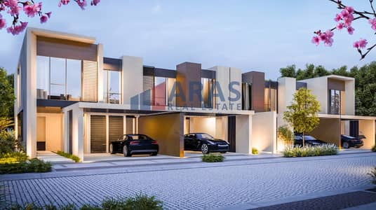3 Bedroom Townhouse for Sale in Dubailand, Dubai - Pay 10% Now Remaining in 7 Years 50% DLD Waived