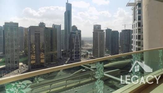 فلیٹ 4 غرف نوم للايجار في دبي مارينا، دبي - Deal ! Low Rent for a very spacious 3071 sq.ft apartment  with Marina view