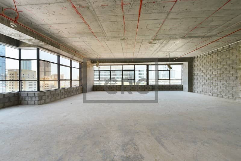2 Shell & Core |  Freehold | Grade A Office