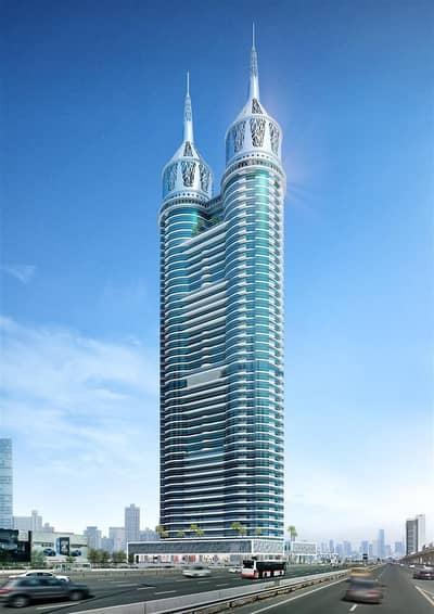 ارض سكنية  للبيع في الصفوح، دبي - Freehold Property under Construction on Sheikh Zayed Road Al Sufouh area