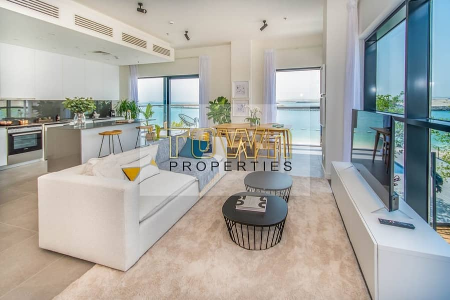 12 One of a Kind Project ! Experience forward living on Al reem Island
