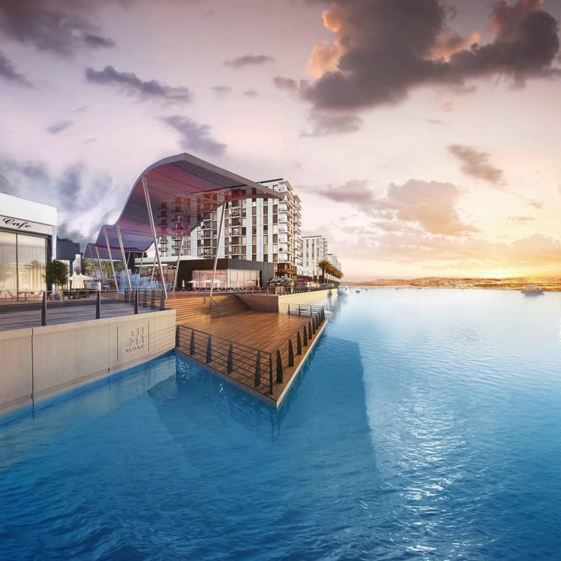Yas Island Waters Edge with 10 I 90 Payment Plan