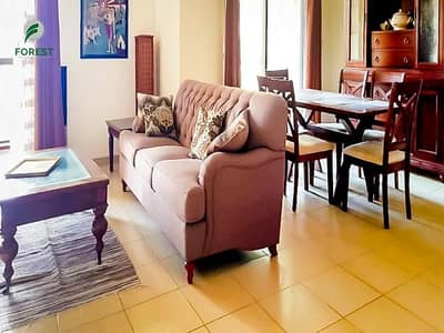 شقة 2 غرفة نوم للايجار في جميرا بيتش ريزيدنس، دبي - Lowest Price | 2 Beds | Fully Furnished | Vacant
