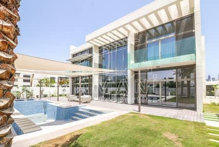 6 Bedroom Villa for Sale in Mohammad Bin Rashid City, Dubai - Lowest price of Modern Arabic 6 bedrooms