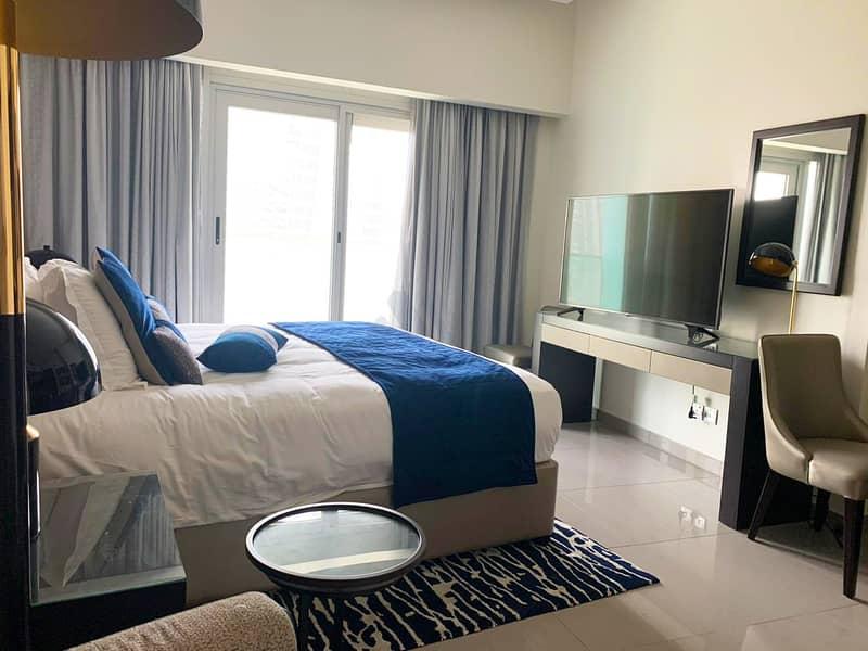 شقة في داماك ميزون ماجستين الخليج التجاري 40000 درهم - 4772143