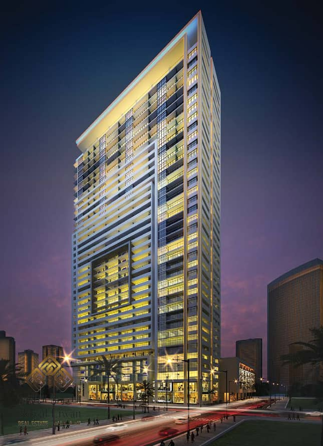 BRAND NEW STUDIO HOTEL APARTMENT AVAILABLE IN JUMEIRAH VILLAGE CIRCLE
