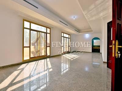 فلیٹ 4 غرف نوم للايجار في المشرف، أبوظبي - 4BR in Villa |  Terrace+Maids Room+Parking