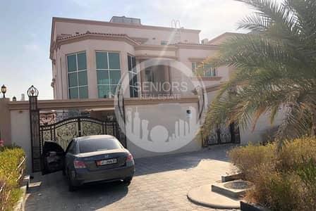 فیلا 6 غرف نوم للايجار في مدينة شخبوط (مدينة خليفة ب)، أبوظبي - Wonderful 6 BR villa with swimming pool!