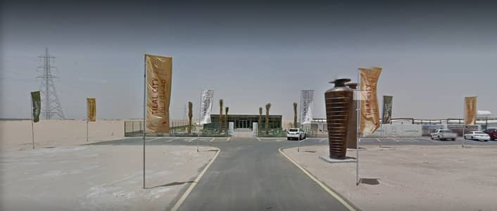 No commission for sale  different plots& different location in the Tilal project in Sharjah