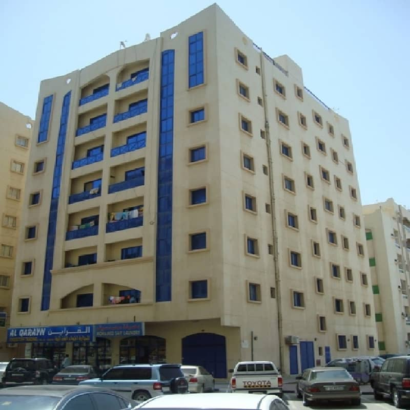 2 Bedroom Hall Central Air Conditioner AED 24,000