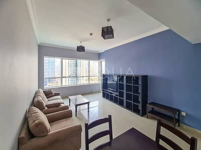 1 Bedroom Flat for Sale in Jumeirah Lake Towers (JLT), Dubai - Amazing Lake View  |Vacant | Square Layout