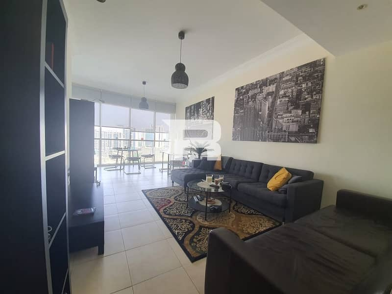 2 Fully Furnished 1Br| Balcony| Lake Shore