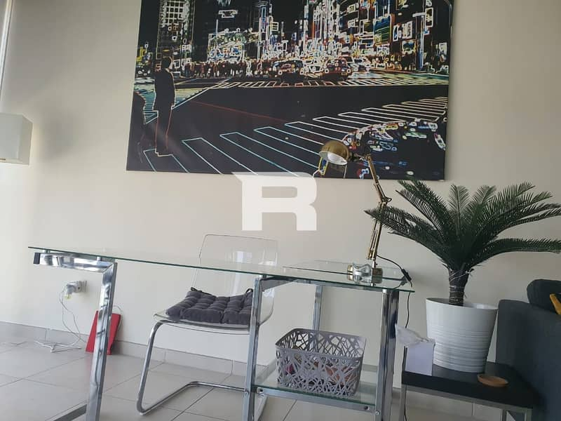 25 Fully Furnished 1Br| Balcony| Lake Shore
