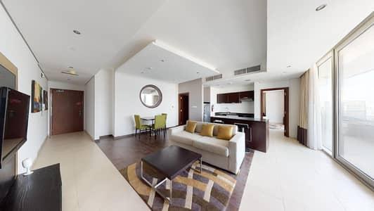 شقة 1 غرفة نوم للايجار في مدينة دبي الرياضية، دبي - Furnished   1