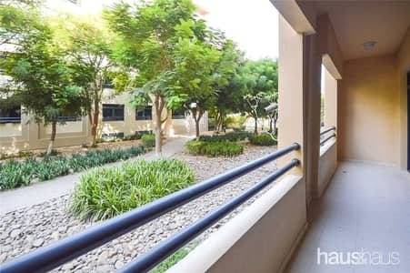 3 Bedroom Flat for Rent in The Greens, Dubai - Ground Floor | Ready to Move In | Lush Garden View