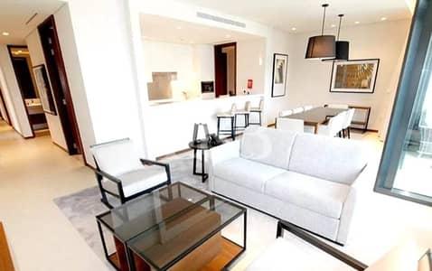 شقة 3 غرف نوم للبيع في التلال، دبي - Panoramic Golf/Marina/Emirates Living|High Floor