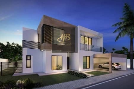 5 Bedroom Villa for Sale in Al Tai, Sharjah - Stand alone luxury villa
