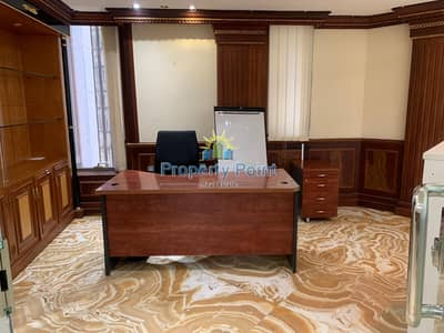Office for Rent in Hamdan Street, Abu Dhabi - No Commission   150 SQFT Office Space in a Business Center   Hamdan Sreet