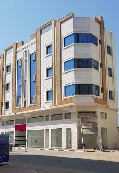 فلیٹ 1 غرفة نوم للايجار في الراشدية، عجمان - غرفة و صالة للايجار السنوي اول ساكن في بناية جديدة مساحة واسعة .