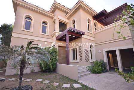 4 Bedroom Villa for Rent in Al Raha Golf Gardens, Abu Dhabi - A Welcoming Family Home with Spacious Layoutg