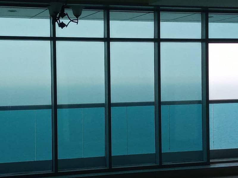 Imagine living in paradise! Prestigious Apartment 2 Bedrooms, 2 Bathrooms in Ajman Corniche Residence