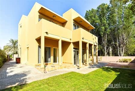 فیلا 3 غرف نوم للبيع في المرابع العربية، دبي - Upgraded Type 8 | Corner Plot | Gate 1