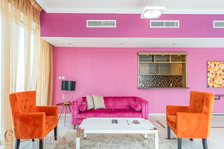 3 Bedroom Flat for Rent in Downtown Dubai, Dubai - Marvelous Apt | Fully Furnished | Spacious