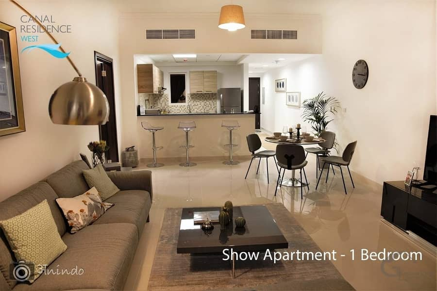 Spacious 2 Bedrooms with maids I 10 years post payment plan!