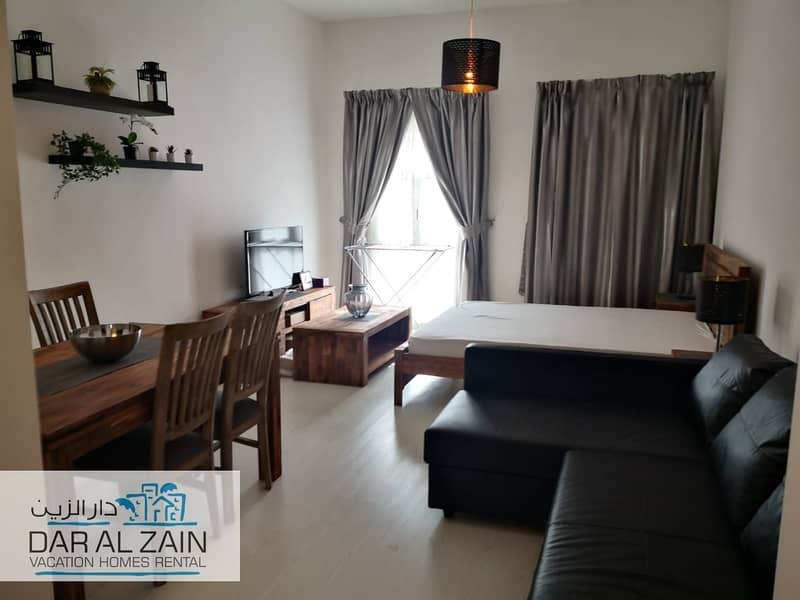 BEAUTIFUL  FURNISHED STUDIO APARTMENT | NEAR METRO STATION