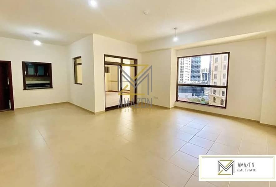 2 MONTHS FREE & ZERO COMMISSION | Huge and Spacious 1 Bedroom Apartment - Amwaj 3