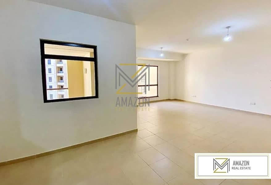 2 2 MONTHS FREE & ZERO COMMISSION | Huge and Spacious 1 Bedroom Apartment - Amwaj 3