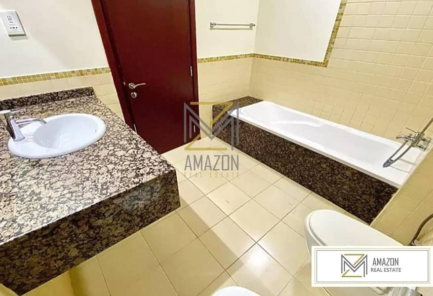 10 2 MONTHS FREE & ZERO COMMISSION | Huge and Spacious 1 Bedroom Apartment - Amwaj 3