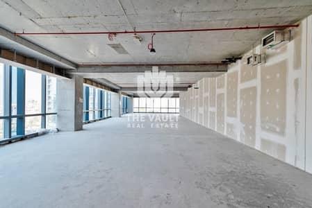 مکتب  للايجار في وسط مدينة دبي، دبي - Panoramic Views | Link to Metro | Shell & Core