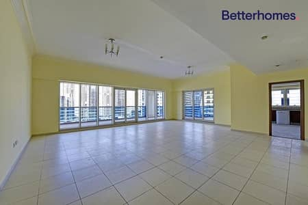 Full Marina View |  Chiller Free | 2 Parkings