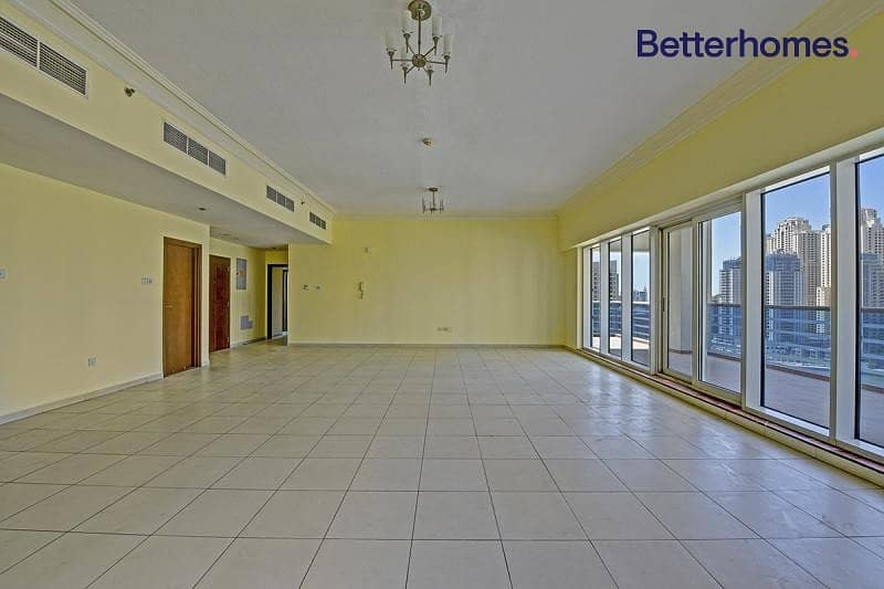 2 Full Marina View |  Chiller Free | 2 Parkings