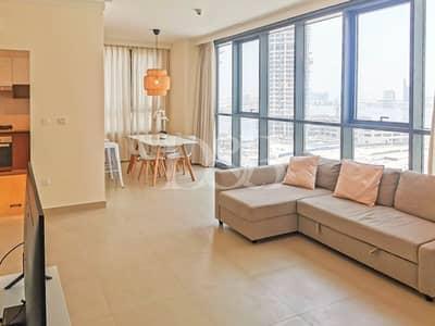 فلیٹ 1 غرفة نوم للايجار في ذا لاجونز، دبي - FURNISHED | BOULEVARD + CREEK VIEW | 1BR