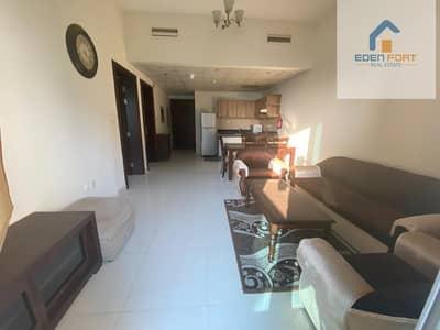 شقة 2 غرفة نوم للايجار في مدينة دبي الرياضية، دبي - BEAUTIFUL FULLY FURNISHED 2BHK IN ELITE-07 DSC
