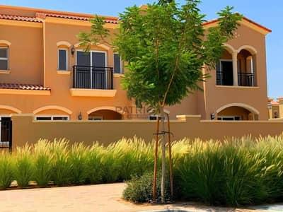 تاون هاوس 2 غرفة نوم للبيع في سيرينا، دبي - Single Row Type B   3 Bedroom+Maidroom   Casa Dora Serena