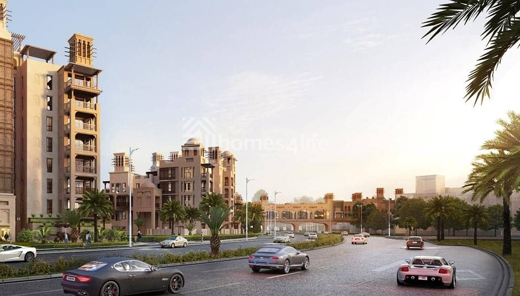 9 Burj Al Arab View/Lease to Own/Ready to Move In/Easy Payment Plan