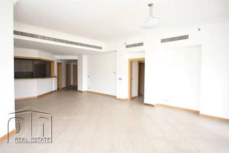 شقة 3 غرف نوم للايجار في نخلة جميرا، دبي - High Floor - Beach Access