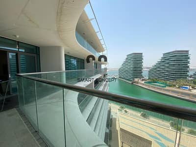 2 Bedroom Flat for Sale in Al Raha Beach, Abu Dhabi - luxurious Home with Beautiful Canal View