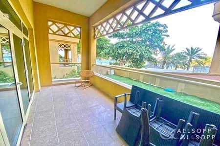 شقة 1 غرفة نوم للبيع في نخلة جميرا، دبي - Ground Floor   Vacant 1 Bed   Beach Access