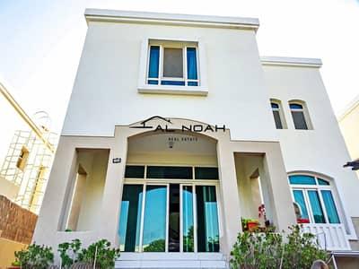 فیلا 3 غرف نوم للبيع في الغدیر، أبوظبي - Hot offer!  Spacious 3 BR + M  | Upscale and Prime location!