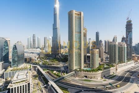 فلیٹ 2 غرفة نوم للايجار في وسط مدينة دبي، دبي - Stunning and Luxury  | 2BR APARTMENT | Residence Sky View