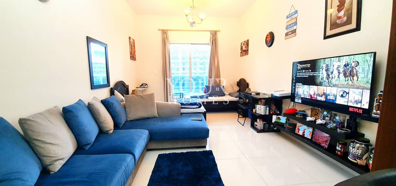 8 GOLF VIEW | HIGH FLOOR | WELL MAINTAINED STUDIO