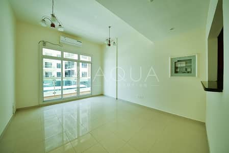 1 Bedroom Apartment for Rent in Dubai Silicon Oasis, Dubai - 1 Bedroom | Low Floor | Unfurnished | La Vista