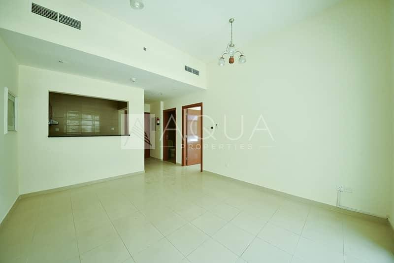 2 1 Bedroom   Low Floor   Unfurnished   La Vista
